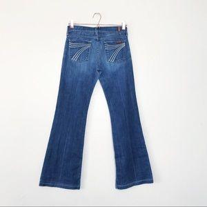 7 FOR ALL MANKIND • dojo jeans
